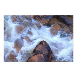 Soft Flow Photo Print