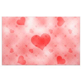 soft hearts B Fabric