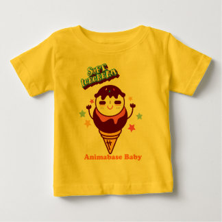 Soft icecream baby infant T-shirt
