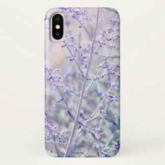 Soft Lavender Flowers Case-Mate iPhone Case