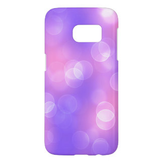soft lights bokeh 1 samsung galaxy s7 case