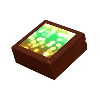 soft lights bokeh 3 gift box