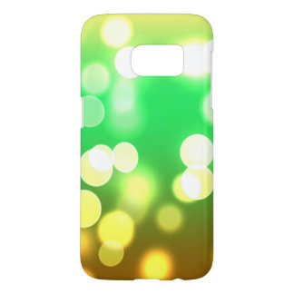 soft lights bokeh 3 samsung galaxy s7 case