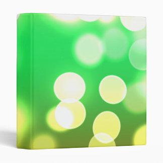 soft lights bokeh 3 vinyl binder