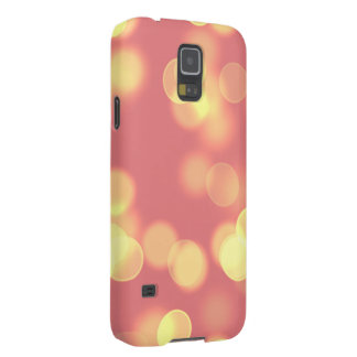 soft lights bokeh 4b cases for galaxy s5