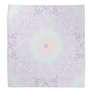 Soft Love Pastel Mandala (Big) Bandanna