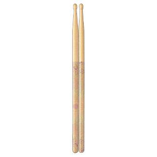 Soft Love Pastel Mandala (Big) Drumsticks