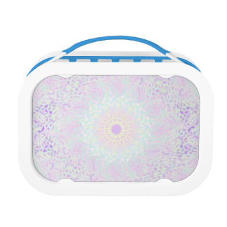 Soft Love Pastel Mandala (Big) Lunch Box