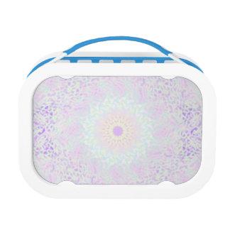 Soft Love Pastel Mandala (Big) Lunch Boxes