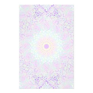 Soft Love Pastel Mandala (Big) Stationery