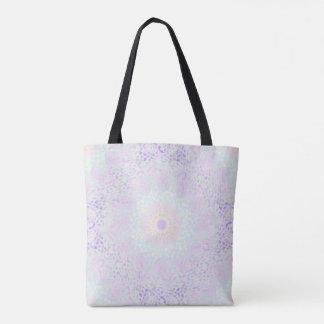 Soft Love Pastel Mandala (Big) Tote Bag