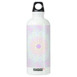 Soft Love Pastel Mandala (Big) Water Bottle