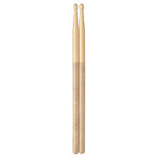 Soft Love Pastel Mandala Drumsticks