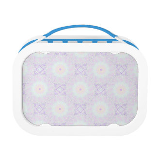 Soft Love Pastel Mandala Lunch Box