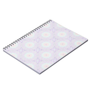 Soft Love Pastel Mandala Notebook