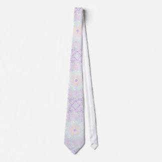 Soft Love Pastel Mandala Tie