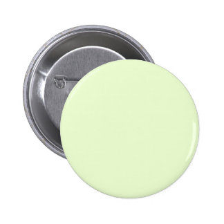 Soft Pale Celery Green Pastel for Summer Gazebo 2 Inch Round Button