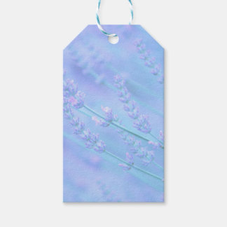 soft pale lavender pack of gift tags