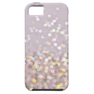 Soft Pastel Bokeh Sparkles iPhone 5 Covers