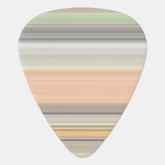 Soft Pastel Stripe Pattern Pick
