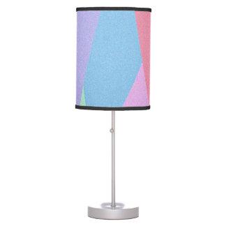 Soft Pastel Tones Style Lamp