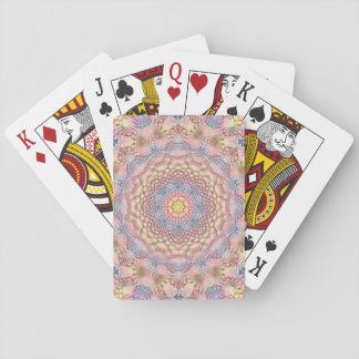 Soft Pastels Colorful Playing Cards