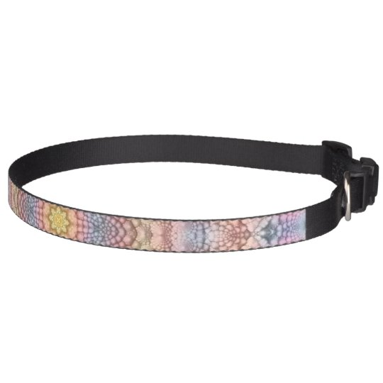 Soft Pastels Colourful Dog Collars