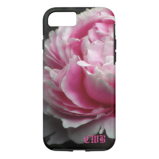 Soft Peony Elegant 7  Floral iPhone 8/7 Case
