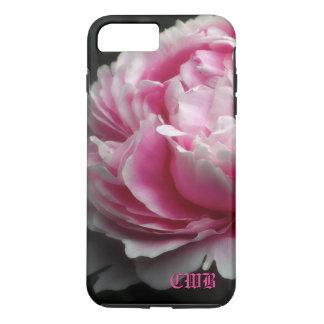 Soft Peony Elegant Floral iPhone 7 Plus Case
