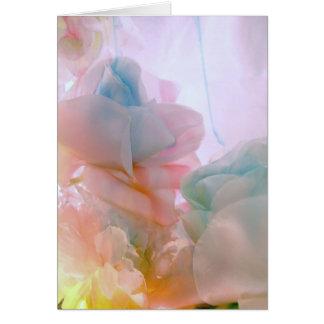 Soft Petals Card