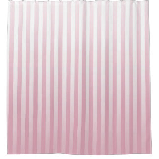 Soft Pink and White Stripes
