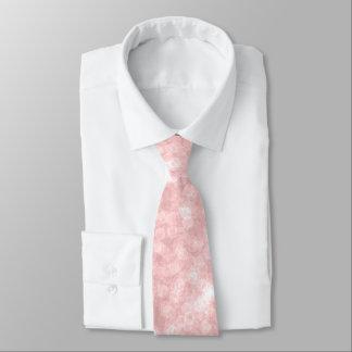 Soft Pink Bokeh Pattern Tie