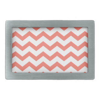 soft pink chevron strips belt buckles
