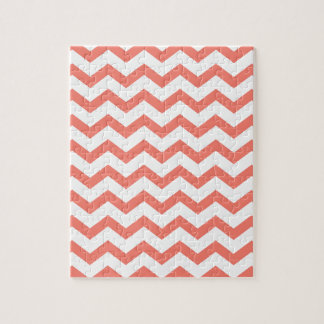 soft pink chevron strips puzzles