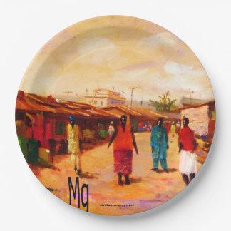 Soft plate design by Mojisola A Gbadamosi