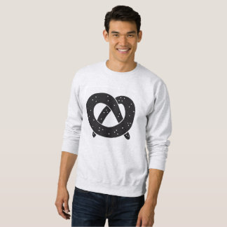 Soft Pretzel Men's Sweatshirt