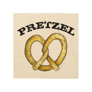 Soft Pretzel NYC New York Snack Food Foodie Decor