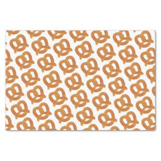 Soft Pretzel Pattern Tissue Paper