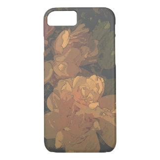 Soft Roses iPhone 7 Case