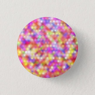 soft sparkling dots (I) 1 Inch Round Button