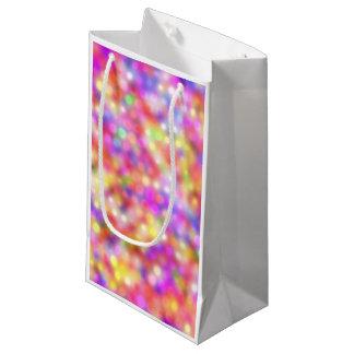 soft sparkling dots (I) Small Gift Bag