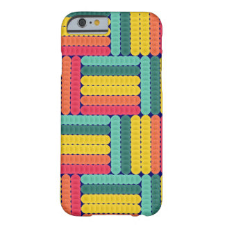 Soft spheres pattern barely there iPhone 6 case