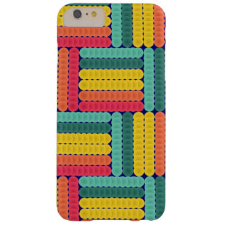Soft spheres pattern barely there iPhone 6 plus case