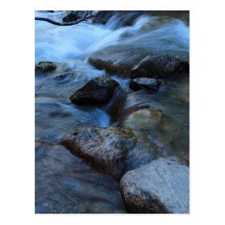 Soft Stream Postcard