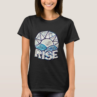 Soft Sun Rise ~ Uplifting Message Graphic T-Shirt