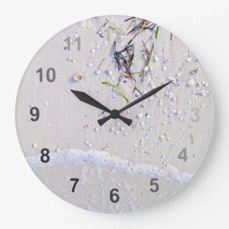 Soft Surf Large Clock