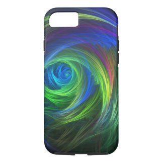 """""""Soft Swirl"""" Fractal Abstract iPhone 7 Case"""