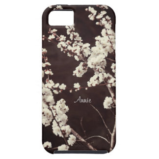 Soft Tones Cherry Blossoms iPhone 5 Covers
