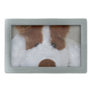 Soft Toy Puppy Belt Buckles