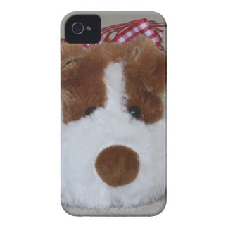 Soft Toy Puppy Case-Mate iPhone 4 Cases